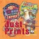 Just Prints incl. DVD