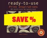Ready To Use - Print Inspirations incl. DVD