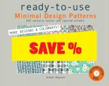 Ready To Use - MINIMAL DESIGN PATTERNS incl. DVD