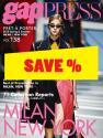 Gap Press Collections no. 138 New York/Milan S/S 2018