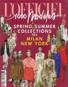 L'Officiel 1.000 Models no. 157 Pret a Porter Milan/New York