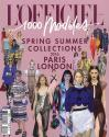 L'Officiel 1.000 Models no. 158 Pret a Porter Paris/London