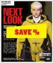 Next Look Menswear A/W 15/16 Fashion Trends Styling incl. DVD
