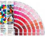 PANTONE PLUS Extended Gamut Guide with Color Bridge Coated Guide