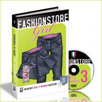 Fashionstore - Girl Skirt & Trousers Vol. 3 + DVD