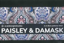 Best Patterns Paisley & Damask incl. USB-Stick