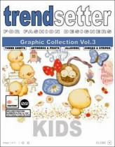 Trendsetter - Kids Graphic Collection Vol. 3 incl. DVD