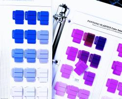 PANTONE Fashion & Home Plastics Selector