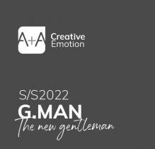 A + A Gentlemen - Men's Color  Trends S/S 2022