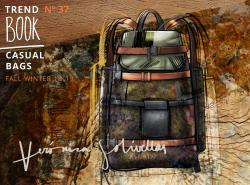 Mens & Casual Bags Trend Book  A/W 2018/2019 by Veronica Solivellas No. 37