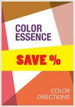 Color Essence Interior A/W 2017/2018