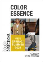 Color Essence Men S/S 2021