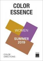 Color Essence Women S/S 2019