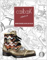 Coolbook Sketch Man Shoes A/W 2019/2020