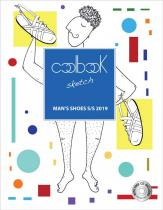 Coolbook Sketch Man Shoes S/S 2019