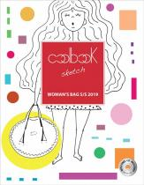Coolbook Sketch Woman Bags S/S 2019