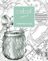 Coolbook Sketch Woman Bags S/S 2020