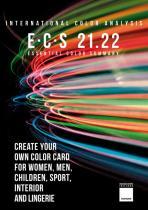 Essential Color Summary A/W 2021/2022