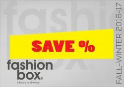 Fashion Box Men's Knitwear A/W 2016/2017 incl. CD-Rom