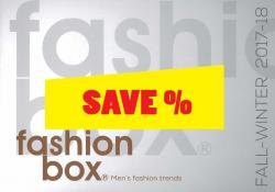 Fashion Box Men's Knitwear A/W 2017/2018 incl. CD-ROM