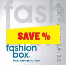 Fashion Box Men's Knitwear S/S 2016 incl. CD-Rom