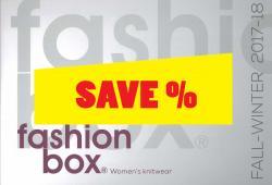 Fashion Box Women's Knitwear A/W 2017/2018 incl. CD-ROM