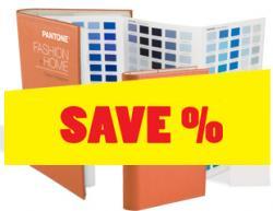 PANTONE For Fashion & Home Cotton Passport 2100 colors New chromatic arrangement