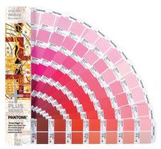 PANTONE PLUS Color Bridge Guide uncoated