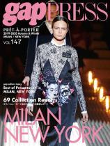 Gap Press Collections no. 147 New York/Milan A/W 19/20
