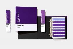 PANTONE Solid Color Set Formula Guide + Solid Chips