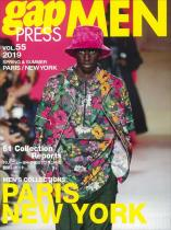 Gap Press Men no. 55 Paris/New York S/S 2019