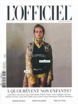 L' Officiel Haute Couture no. 1003
