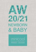Minicool NEW BORN & BABY A/W 2020/2021 incl. USB