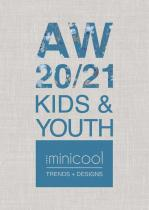 Minicool KIDS & YOUTH A/W 2020/2021 incl. USB