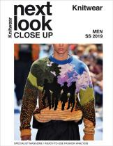 Next Look Close Up Men Knitwear no. 05 S/S 2019