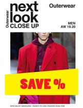 Next Look Close Up Men Outerwear no. 06 A/W 2019/2020
