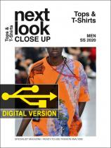 Next Look Close Up Men Tops & T-Shirts no. 07 S/S 2020 Digital Version