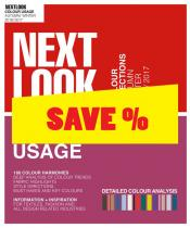 Next Look Colour Usage A/W 2016/2017