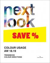 Next Look Colour Usage A/W 2018/2019