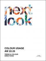 Next Look Colour Usage A/W 2022/2023