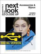 Next Look Close Up Women Accessories & Bijoux no. 08 A/W 20/21 Digital Version
