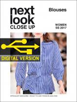 Next Look Close Up Women Blouses no. 01 S/S 2017