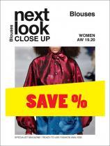Next Look Close Up Women Blouses no. 06 A/W 2019/2020