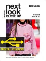 Next Look Close Up Women Blouses no. 08 A/W 2020/2021 Digital Version