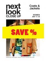 Next Look Close Up Women Coats & Jackets no. 02 A/W 2017/2018