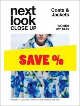 Next Look Close Up Women Coats & Jackets no. 04 A/W 2018/2019