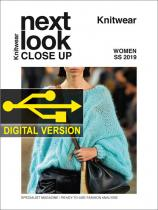 Next Look Close Up Women Knitwear no. 05 S/S 2019 Digital Version