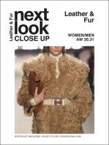 Next Look Close Up Women/Men Leather &  Fur no. 08 A/W 20/21