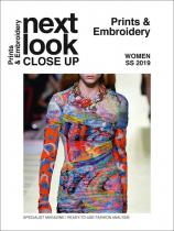 Next Look Close Up Women Print Embroidery no. 05 S/S 2019