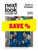Next Look Close Up Women Suits & Dresses no. 03 S/S 2018